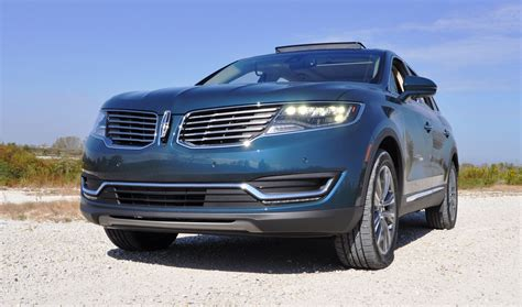 road test review 2016 lincoln mkx black label