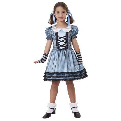 totally ghoul wicked dorothy girl halloween costume seasonal