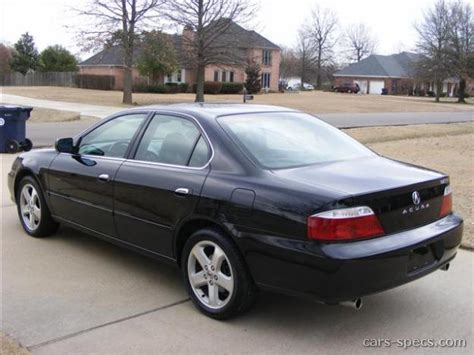 2003 acura tl 3 2 type specifications pictures