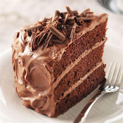 chocolate cake recipe taste home