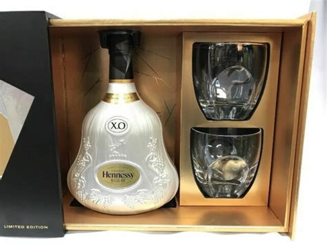 hennessy xo limited edition 2017 2 glass gift