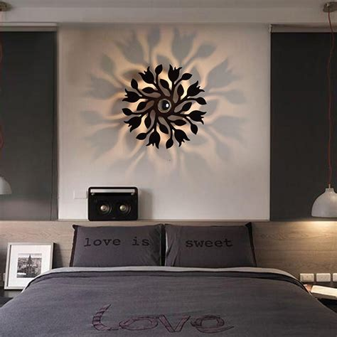 decorative wall sconce modern bathroom light fixtures bedroom