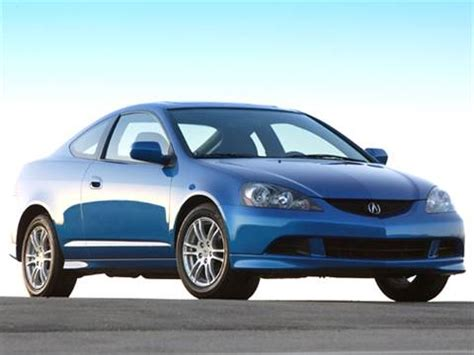 2006 acura rsx pricing ratings reviews kelley blue