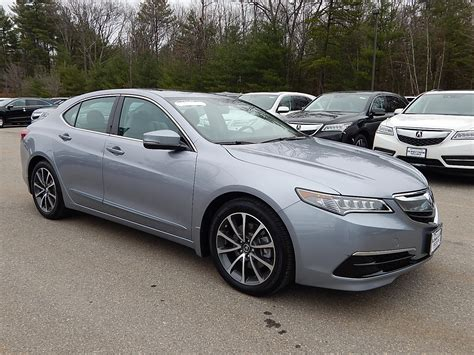 pre owned 2015 acura tlx 3 5l v6