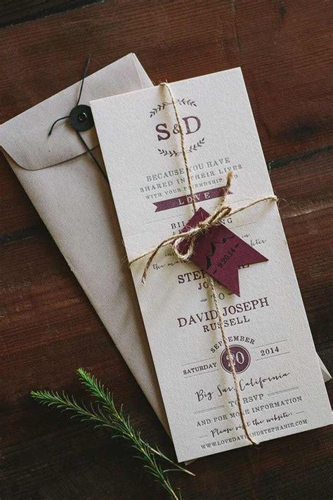 diy wedding invitations hitched