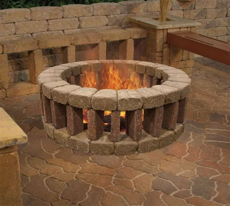 50 diy fire pit design ideas bright dark