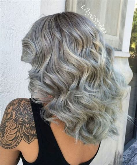 60 magnetizing hairstyles thick wavy hair grey curly