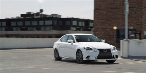 2014 lexus is250 sport awd test review car