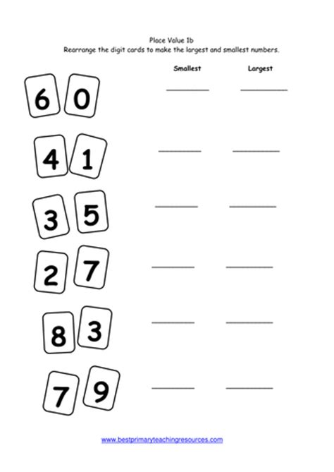 maths worksheets year 1 teaching resources