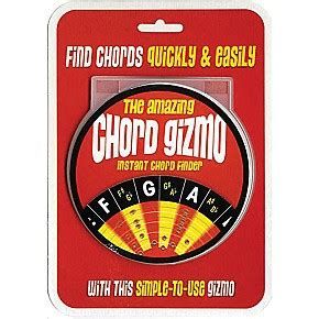 music sales amazing chord gizmo instant chord finder