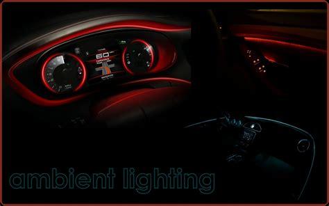 innovative interior lighting creates style ambience