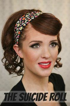 50s hairstyles short pin hairstyles find inspiration retro