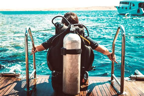 tips scuba diving beginners