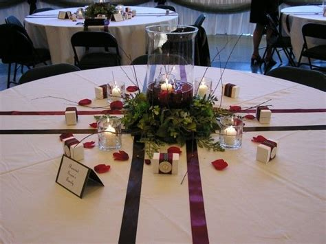 inexpensive ideas wedding reception tables photo gallery quail