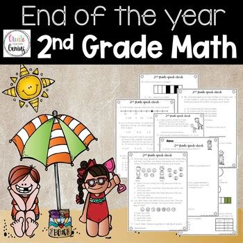 year 2nd grade worksheets create genius tpt