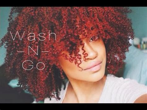 curly defined wash routine tutorial youtube