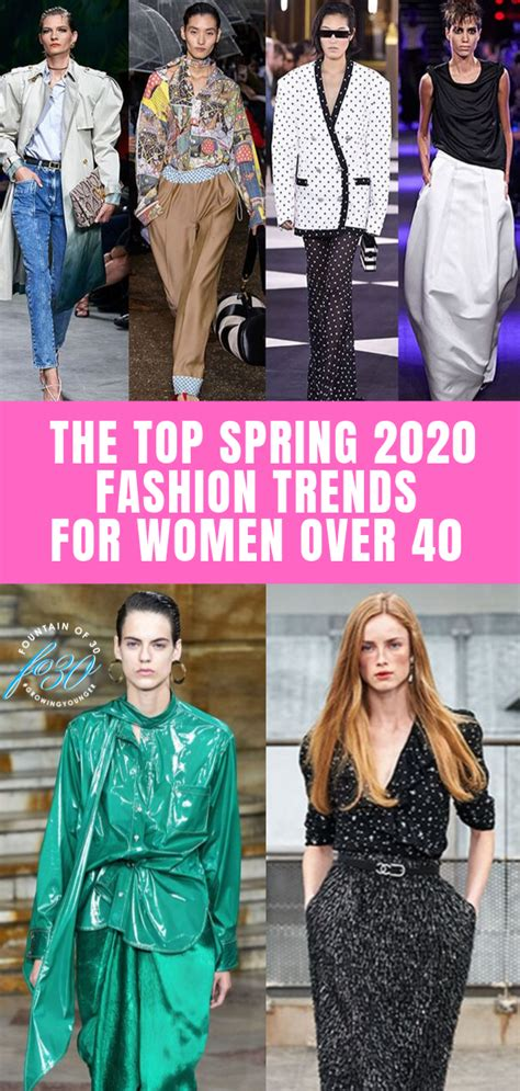 11 spring 2020 fashion trends women 40 fashion