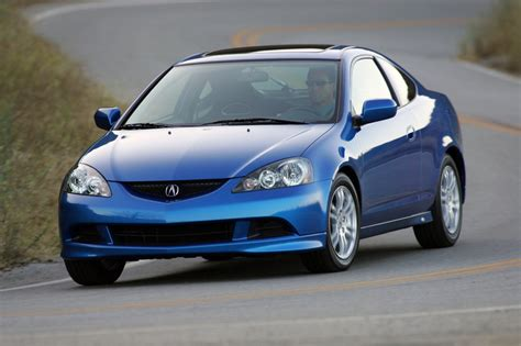 2006 acura rsx top speed