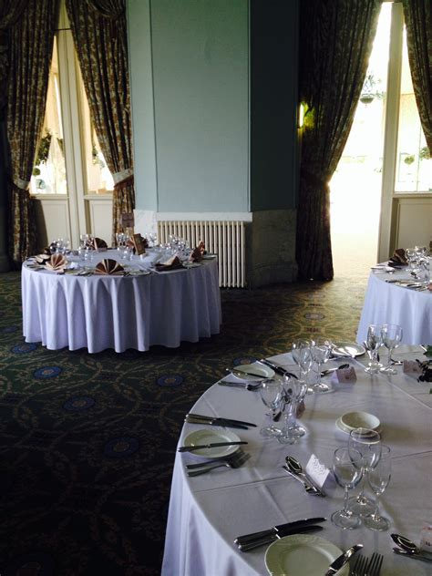 chair covers table linen wynyard hall weddings styled