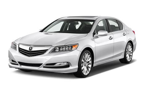 2016 acura rlx reviews rating motortrend