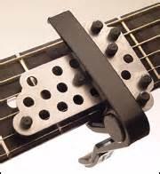 bar chord capo clip newest guitar gizmo hundreds