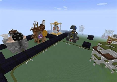 backyard monsters wip minecraft project