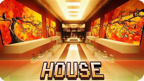 minecraft luxury beach house amazing interior design download