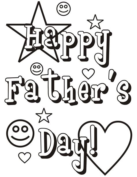 fathers day coloring pages grandpa fathers day coloring