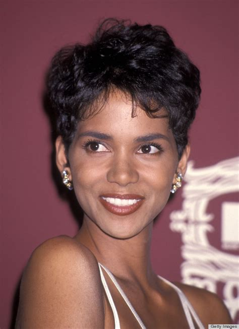 ode halle berry pixie huffpost life