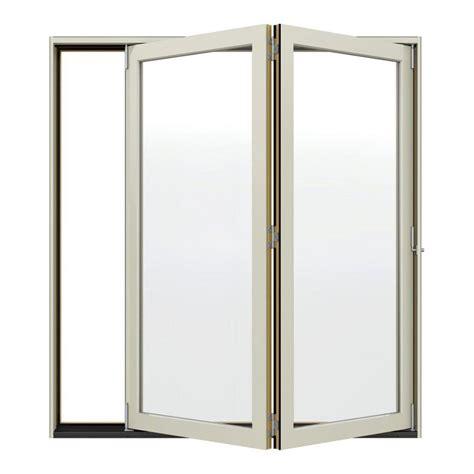 jeld wen classic clear glass 72 80 fiberglass