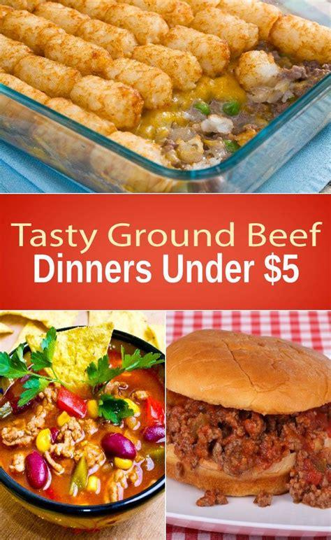 tasty ground beef dinners 5 gosh great hubs
