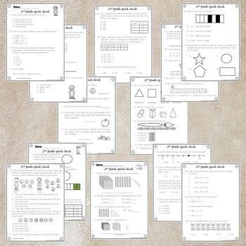 year 2nd grade worksheets create genius tpt