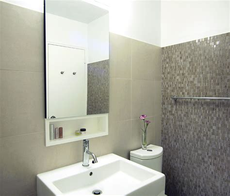small nyc bathroom modern bathroom york studiohw heather
