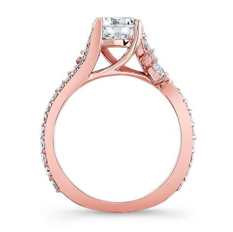 Barkev S Rose Gold Engagement Ring 7908lp Barkev S.html