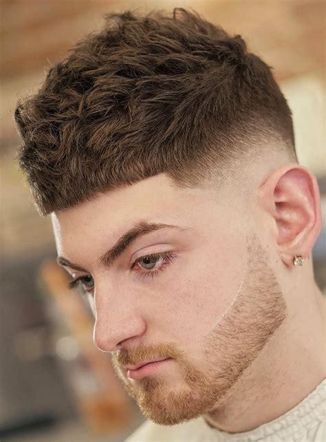 27 short haircuts men super cool styles
