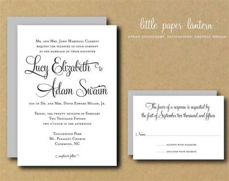 printable diy wedding invitation template custom printable invitation