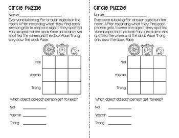 logic puzzles grades 2 3 meredith anderson momgineer