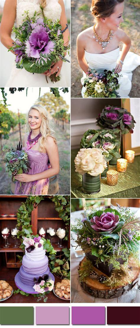 kale green wedding color ideas 2017 spring summer