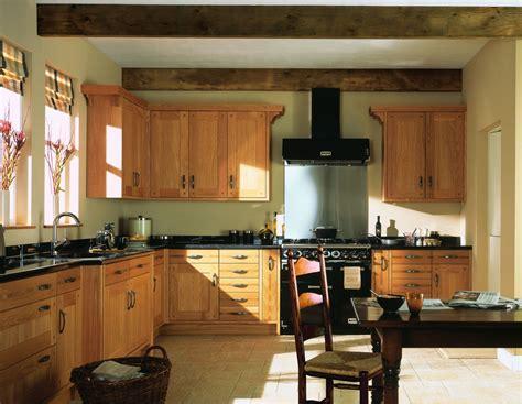 kitchen paint colors light oak cabinets