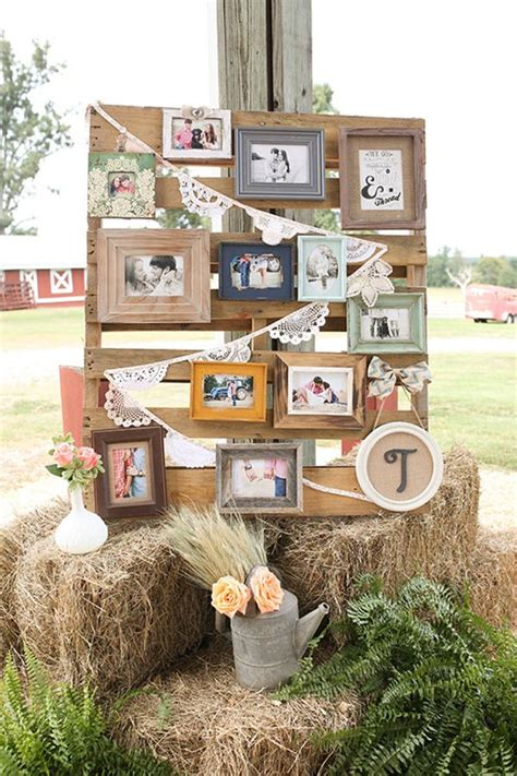 complete guide hay bale wedding seating decor hay