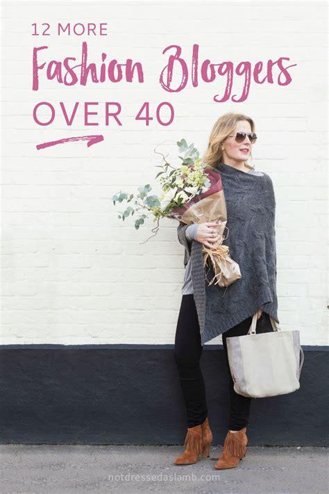 12 stylish 40 fashion bloggers fashion blogger fashion