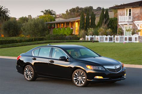 2016 acura rlx safety ratings stars nhtsa autoguide