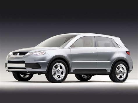 2005 acura rdx concept japanese car photos