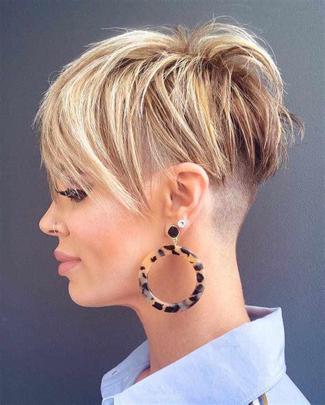 40 short hair styles 2019 bobs pixie haircuts