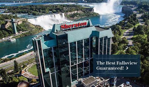 niagara falls hotels sheraton falls