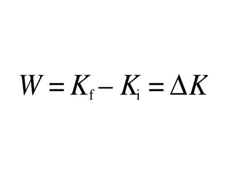 wikipremed mcat image archive formula work energy theorem