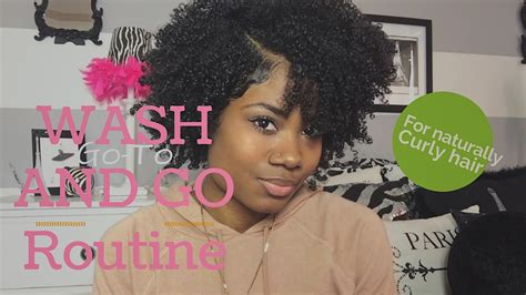 wash naturally curly hair youtube