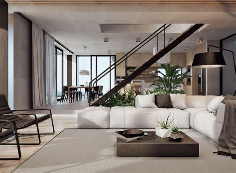modern home interior design arranged luxury decor ideas