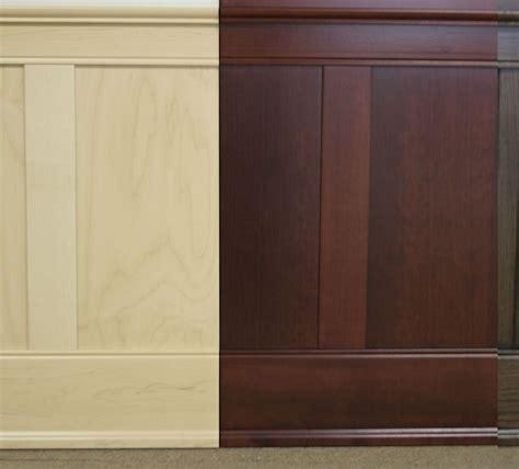 hardwood wainscoting wainscot paneling elite trimworks