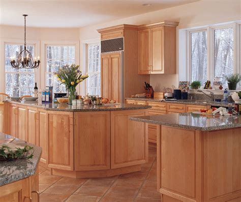 light maple cabinets kitchen kitchen craft cabinetry